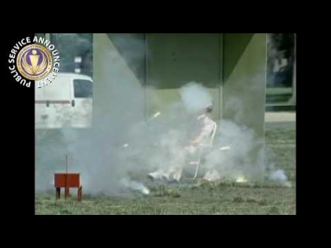 Fireworks: Put Safety in Play