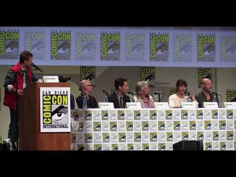 Comic-Con Panel III - Festival Comic-Con Panel III (English)