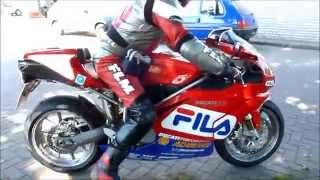 8. Ducati 999R Start Up and ''TERMIGNONI'' Exhaust Sound * see also Playlist