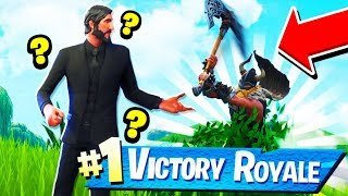 How To Become a Sneaky Snake in Fortnite Battle Royale!