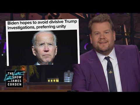 Biden Says He Wants to Go Easy On Trump