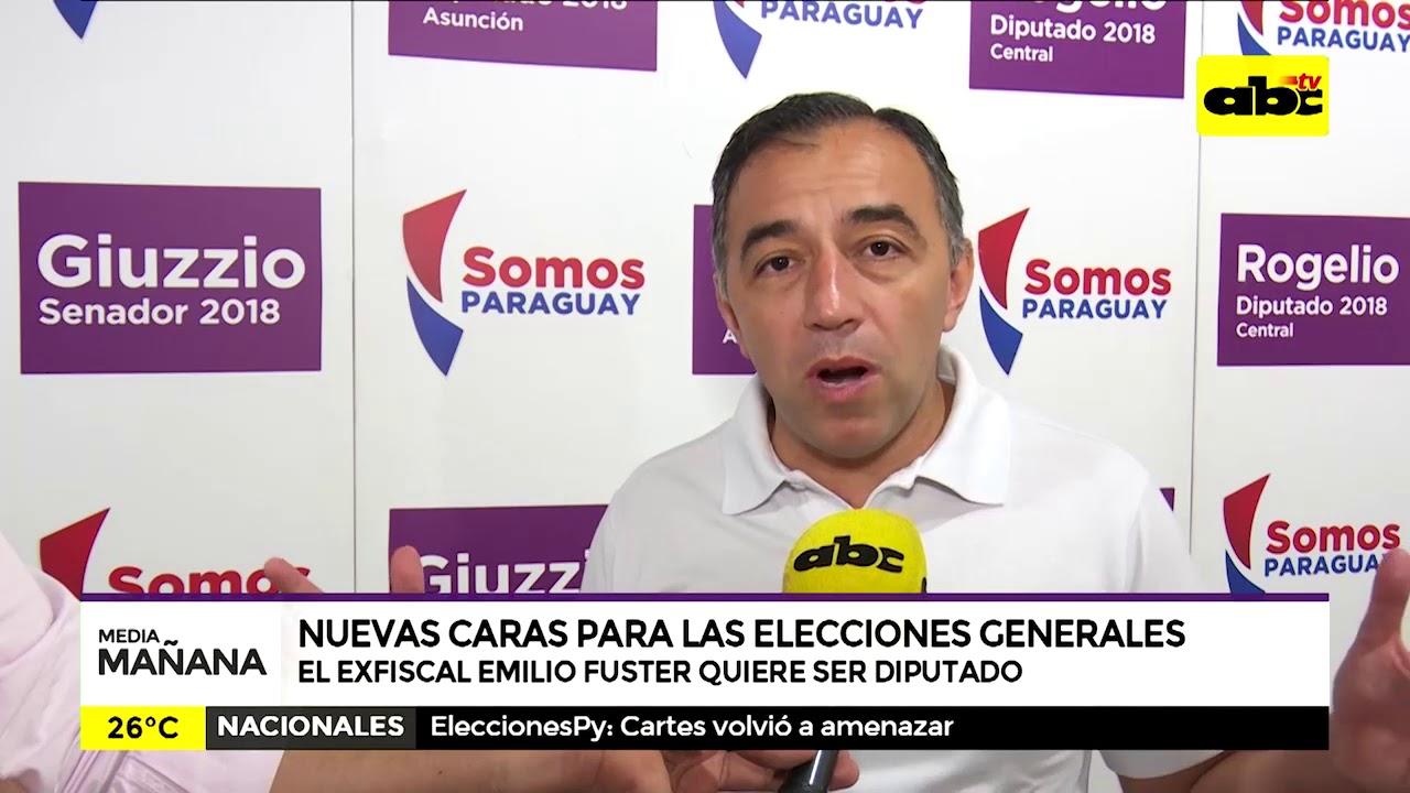 El exfiscal Emilio Fuster quiere ser diputado por Capital