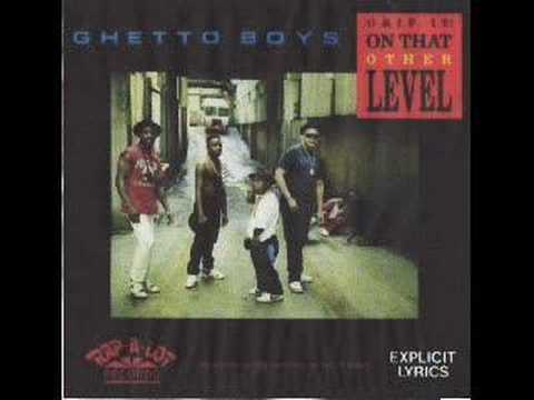 ����� Geto Boys - Seek and Destroy