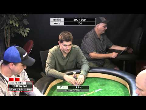S5G5P3 CTB Chase The Bracelet Season 5 Game 5   Poker Game Show by Poker On Air