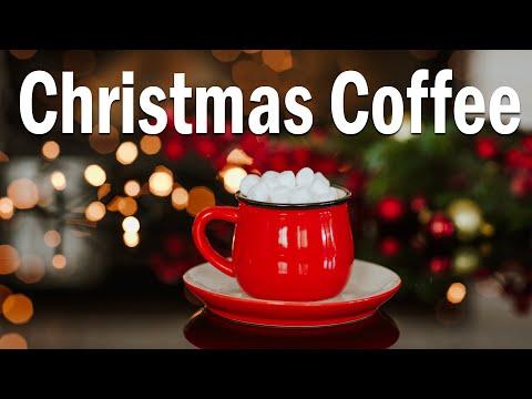 Christmas Coffee JAZZ - Relaxing Holiday Jazz Music - Sweet Christmas Instrumental Jazz Playlist