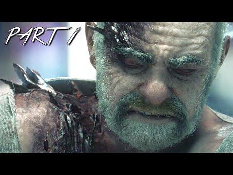 RAINBOW SIX SIEGE OUTBREAK Walkthrough Gameplay Part 1 - Zombies (R6 Outbreak) (видео)