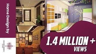 3 BHK Apartment Interior Design - Cee Bee Design Studio - interior designer bangalore