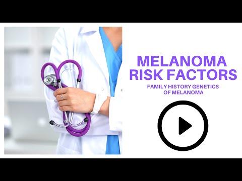 Melanoma Risk Factors: Family History