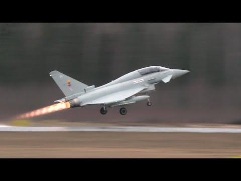 Royal Air Force Eurofighter Typhoon...