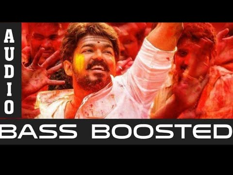  AALAPORAN THAMIZHAN BASS BOOSTED HIGH QUALITY AUDIO MOVIE MERSAL BASS MUSIC 