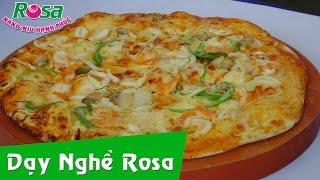 Học làm bánhh Pizza tại Đồng Nai