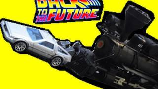 CLOSED - Back To The Future Delorean Toy Review, Hot Wheels Delorean Toys&Competition!