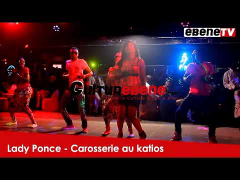 Lady Ponce - Carrosserie au Katios