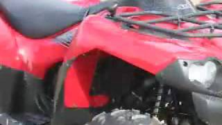 8. ATV Television Test - 2006 Kawasaki Brute Force 750/650