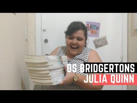 RESENHA: Os Bridgertons (Julia Quinn) | Por Paixão