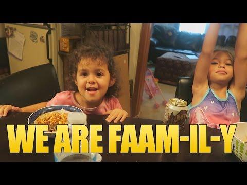 FAAM-IL-Y TIME!