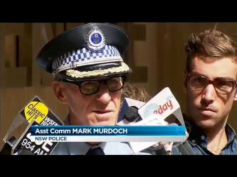 Mardi Gras brutal attack on Jamie Jackson by NSW police
