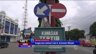 Padang Sidempuan Indonesia  city pictures gallery : Kolaborasi Becak dan Vespa Khas Padang Sidempuan - NET5
