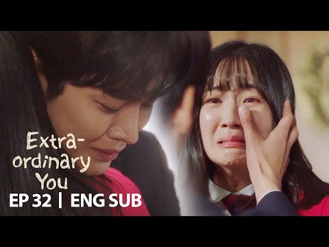 "Kim Hye Yoon ""No, it can't be gone. You have to remember"" [Extra-ordinary You Ep 32]"