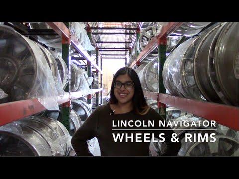 Factory Original Lincoln Navigator Wheels & Lincoln Navigator Rims – OriginalWheels.com