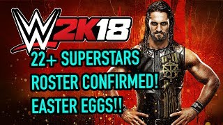 Yes you've counted that right, I've counted AT LEAST 22 Superstars in the game so far thanks to this trailer, so who else do you reckon will be in the game! Also with Denkops backstage footage we could include Paul Bearer because of the Urn!Superstar easter eggs featured in the trailer include:Ultimate WarriorFlairHBKDieselMacho ManBret HartStingThe RockTriple HUndertakerMankindAndre The GiantCactus JackTed DibiaseTatankaEdgeJerichoPapa ShangoDusty RhodesBrutus Barber BeefcakeArn AndersonGoldbergStone ColdKurt Angle(Hulk Hogan)(Paul Bearer)(Road Dogg)(Billy Gunn)(X-Pac)Want to Support the Channel? Donate here: https://youtube.streamlabs.com/backyardgamingMissed the most recent video? Go here! https://goo.gl/Yay35y►►►►►  Streaming! ►►►►►I'm a Streamlabs All Star! Check them out here! https://streamlabs.com/►►►►► Social Media ►►►►►Twitter: http://www.twitter.com/itsmyyardTwitch: http://www.twitch.tv/itsmyyard►►►►► Don't Forget to Subscribe and Leave a Like! ►►►►►https://goo.gl/SlCp5g