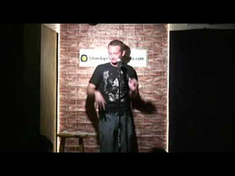 Erik Myers - Starbucks, the Grim Reaper, and Ross (8/8/2008)