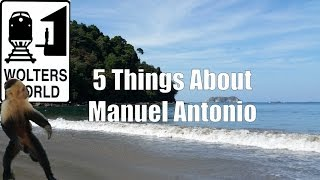 Manuel Antonio Costa Rica  city photo : Visit Costa Rica - 5 Things About Visiting Manuel Antonio, Costa Rica