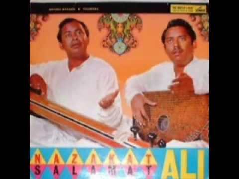Raag Megh Malhar, Ustad Salamat Ali Khan & Ustad Nazakat Ali Khan
