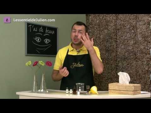 comment appliquer preparation h contre les cernes