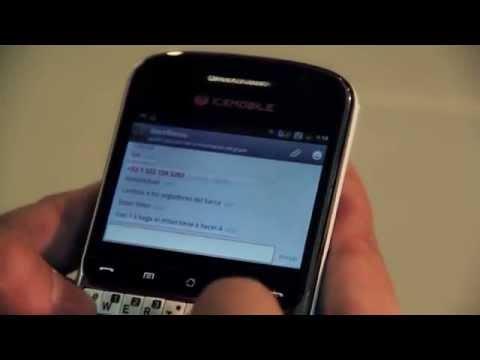 Smarthphone IceMobile Apollo - audioonline.com.mx