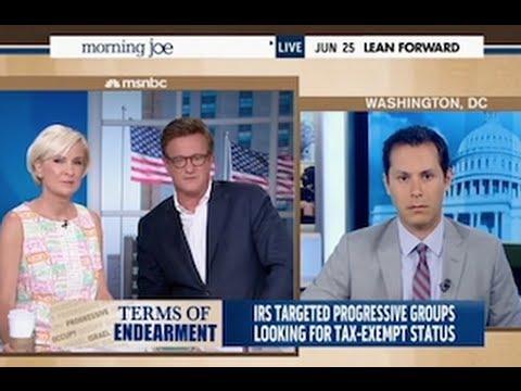 Pundit Ignoring Reports to Make IRS 'Scandal' Live On