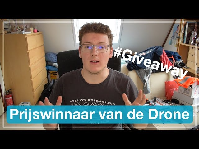 And the winner is... 🎉 | #DroneGiveaway