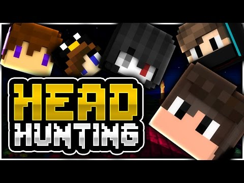 Minecraft Factions 47: HEAD HUNTING