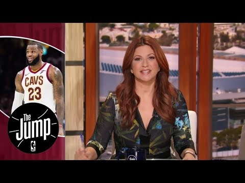 Download LeBron James changing the 2018 NBA MVP narrative | The Jump | ESPN HD Mp4 3GP Video and MP3