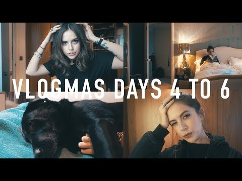 VLOGMAS 2017 DAYS 4 TO 6: Reading, Hair and Updates | sunbeamsjess