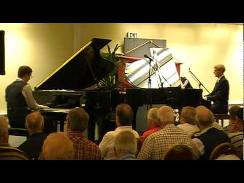 Kitten on the Keys, 2-piano duet arrangement, played by Adam Swanson & Frederick Hodges
