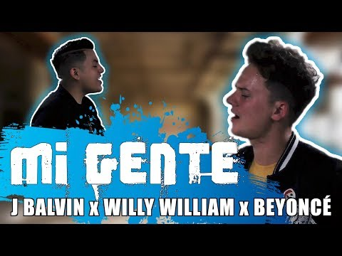 Mi Gente J Balvin Cover [Feat. Anth]