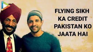 Video Flying Sikh Ka Credit Jo Hai Pakistan Ko Jaata Hai - Milkha Singh MP3, 3GP, MP4, WEBM, AVI, FLV Desember 2018