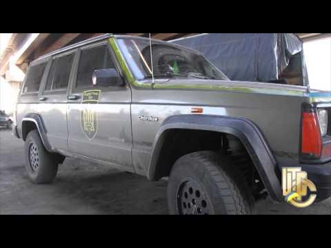 Бойцы ВСУ показали автомобиль, который использовали