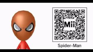 A pack of 3DS Miis with their QR Codes looking like superheroes!Send your ideas and questions to:● Email: ultimategamerstudioz@gmail.com● Facebook: https://www.facebook.com/UltimateGamerStudioz● Twitter: https://twitter.com/UGamerStudioz● Website:  http://ultimategamerstudioz.weebly.com/