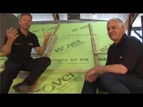 ✔ Einbau VELUX Dachfenster Teil 1 ★ Web TV für Handwerker