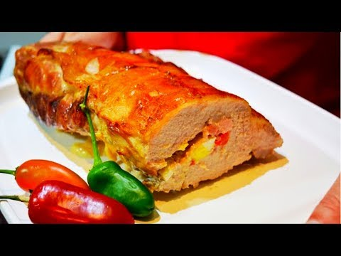 Carne rellena al horno nuevo diario - Carnes rellenas al horno ...