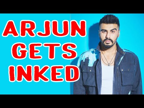 Arjun Kapoor dedicates his new tattoo to this special woman