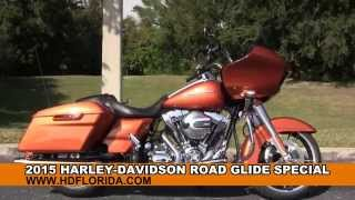 8. New 2015 Harley Davidson Road Glide Special Review