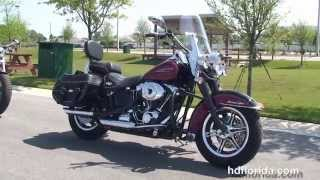 5. Used 2005 Harley Davidson Heritage Softail Classic Motorcycles for sale - Sarasota, FL