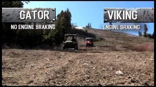 5. 2014 Yamaha Viking FI 4x4 EPS Vs John Deere Gator 825i
