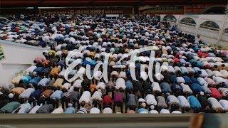 Video Muslims in South Korea, Ramadhan & Eid ul Fitr Prayer 2017 MP3, 3GP, MP4, WEBM, AVI, FLV Mei 2018