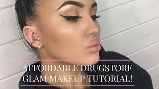 OPEN ME!:)Hey everyone! welcome back to my channel, todays video is an affordable drugstore everyday glam makeup tutorial! if you enjoyed this video please like, comment, share and subscribe and I will see you next Friday and 8pm in my next video!xoFOLLOW ME!-INSTAGRAM- abicrane_SNAPCHAT- abicraneeTWITTER- abicrane_PARTNERSHIPS/ PR PARCELS ETC CONTACT-abigail.tamsin@gmail.comCHECK OUT MY PREVIOUS VIDEO HERE-https://www.youtube.com/watch?v=6RfCUJwJ_1I&t=25sSIGMA BRUSHES LINK (use code 'ABIGAILTAMSIN' at checkout for 10% off!) FREE U.S SHIPPING ON ORDERS $50+FREE INTERNATIONAL SHIPPING ON ORDERS $150+http://sigma-beauty.7eer.net/c/340150/146780/2835SHOP MY SIGMA FAVES HERE!-https://www.sigmabeauty.com/c/1634BRUSHES/ SIGMA PRODUCTS USED IN THIS VIDEO- (use code 'ABIGAILTAMSIN' at checkout for 10% off!)SIGMA TAPERED HGIHLIGHTER F35-http://sigma-beauty.7eer.net/c/340150/146780/2835?u=http://www.sigmabeauty.com/f35-tapered-highlighter/p/F35PARNTSIGMA PENCIL E30-http://sigma-beauty.7eer.net/c/340150/146780/2835?u=http://www.sigmabeauty.com/e30-pencil/p/E30PARNTSIGMA EYE BUNNY BRUSH SET-https://www.sigmabeauty.com/bunny-eye-brush-set/p/EK002SIGMA DUO FIBRE BLUSH BRUSH F15-http://sigma-beauty.7eer.net/c/340150/146780/2835?u=http://www.sigmabeauty.com/f15-duo-fibre-powderblush/p/F15PARNTSIGMA 3DHD BLENDER SPONGE-https://www.sigmabeauty.com/3dhd-blender/p/3DBSIGMA F10 POWDER/ BLUSH BRUSH-http://sigma-beauty.7eer.net/c/340150/146780/2835?u=http://www.sigmabeauty.com/f10-powderblush/p/F10PARNTSIGMA LARGE POWDER F30-http://sigma-beauty.7eer.net/c/340150/146780/2835?u=http://www.sigmabeauty.com/f30-large-powder/p/F30PARNTSIGMA LARGE ANGLED CONTOUR F40-http://sigma-beauty.7eer.net/c/340150/146780/2835?u=http://www.sigmabeauty.com/f40-large-angled-contour/p/F40PARNTSIGMA E35 TAPERED BLENDING BRUSH-http://sigma-beauty.7eer.net/c/340150/146780/2835?u=http://www.sigmabeauty.com/e35-tapered-blending/p/E35PARNTSIGMA SMALL ANGLED E65 BRUSH (BROWS)-http://sigma-beauty.7eer.net/c/340150/146780/2835?u=http://www.sigmabeauty.com/e65-small-angle/p/E65PARNTThanks for much for watching! love and hugs xo THIS VIDEO IS NOT SPONSORED :)DISCLAIMER- All opinions are 100% honest and my own, I only talk about products I love. Some links above are affiliate links!
