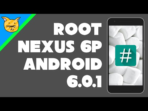 How to Root Nexus 6P on Android 6.0.1 [MTC19X/20F]