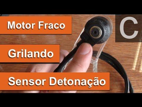 Dr CARRO Motor Fraco Intermitente e Grilando (batida de pino)